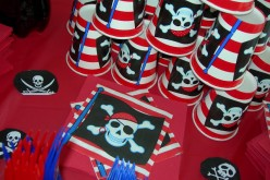 La festa di compleanno a tema pirati (Orlando and the others)