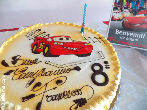 Il Francy-Party: la festa di compleanno a tema Cars  Bismama