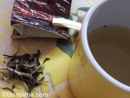 tè in foglie