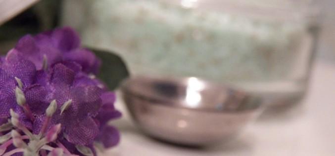 Sali da bagno homemade: week end: let's relax!