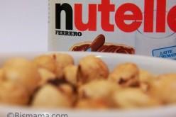 Nutella home made ovvero prendi una domenica pomeriggio e delle nocciole