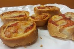 Apericena winter edition: i crostini alla pizza