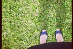 Fuori i piedi: pediluvio e scrub