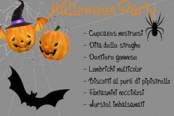Halloween per bambini #2 Il menu secondo me