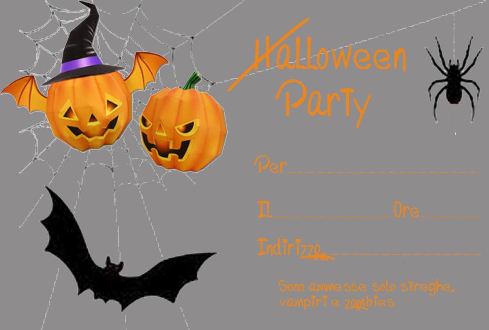 Addobbi Tavola Per Halloween festa di halloween per bambini #1 decorazioni per la tavola