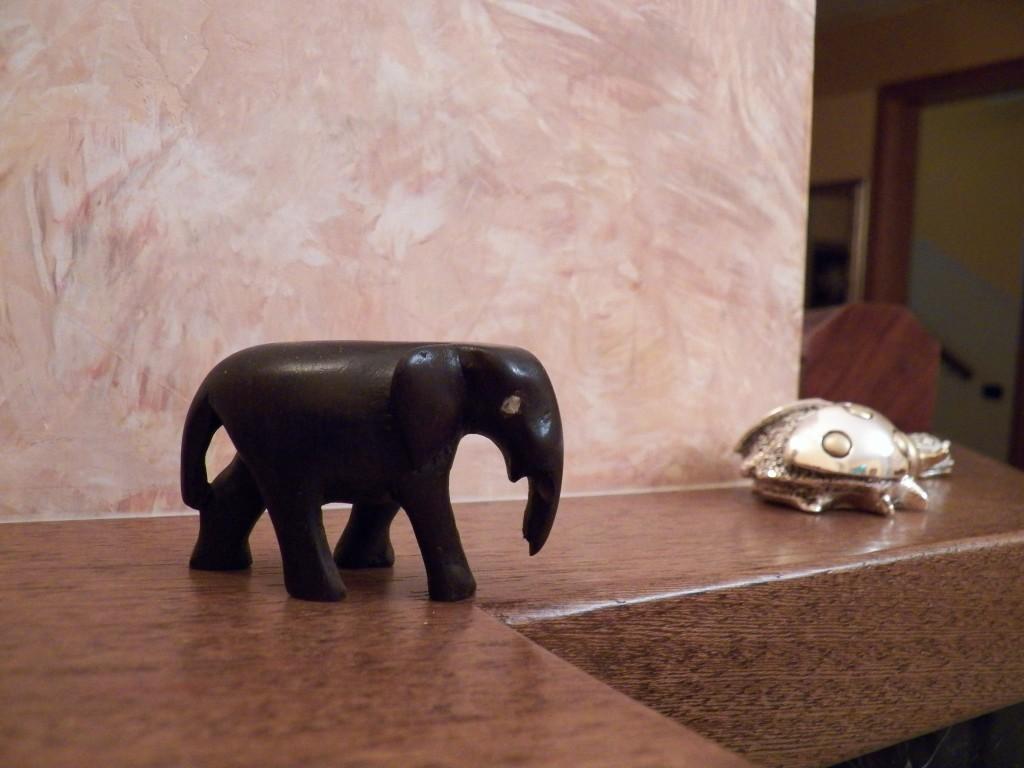 oggetti etnici casa
