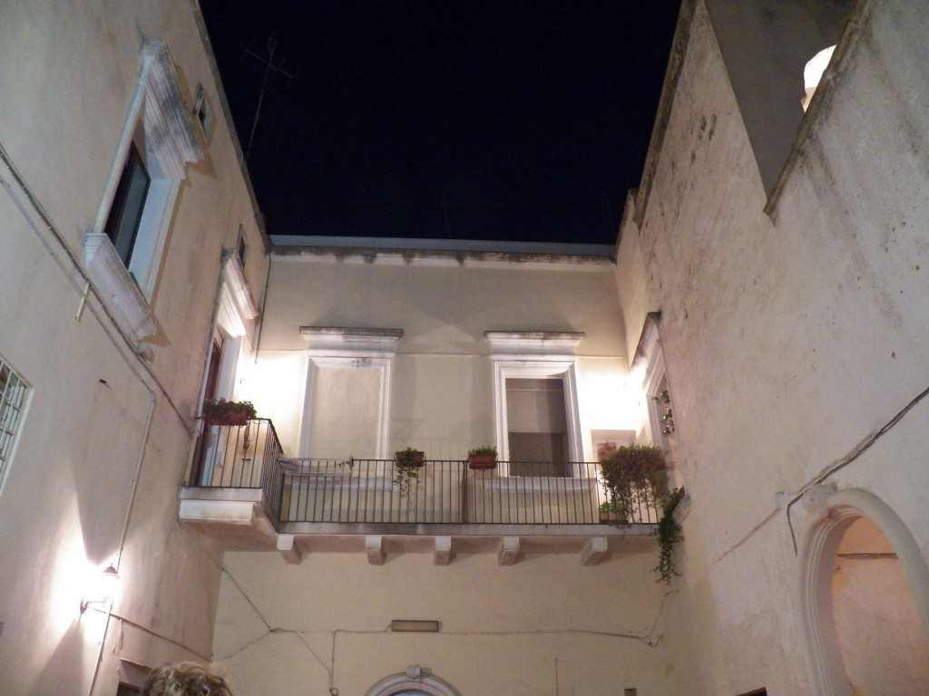 centro storico di Galatina salento