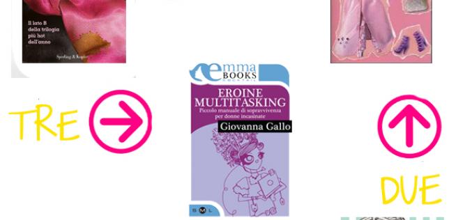 5 libri da leggere e che ho letto