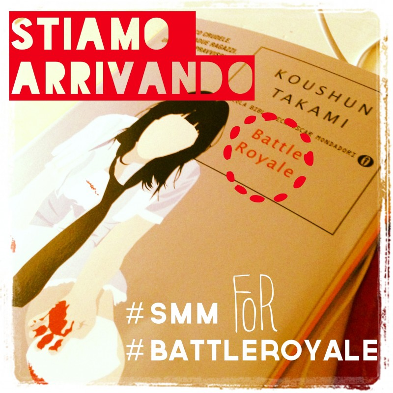 #BattleRoyale stiamo arrivando