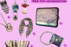 Shopping on line: gli accessori