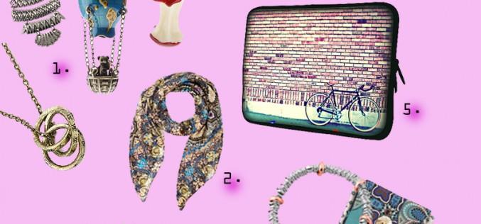 Shopping on line: gli accessori