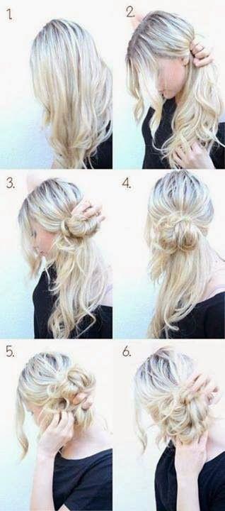 Acconciature capelli corti da fare a casa