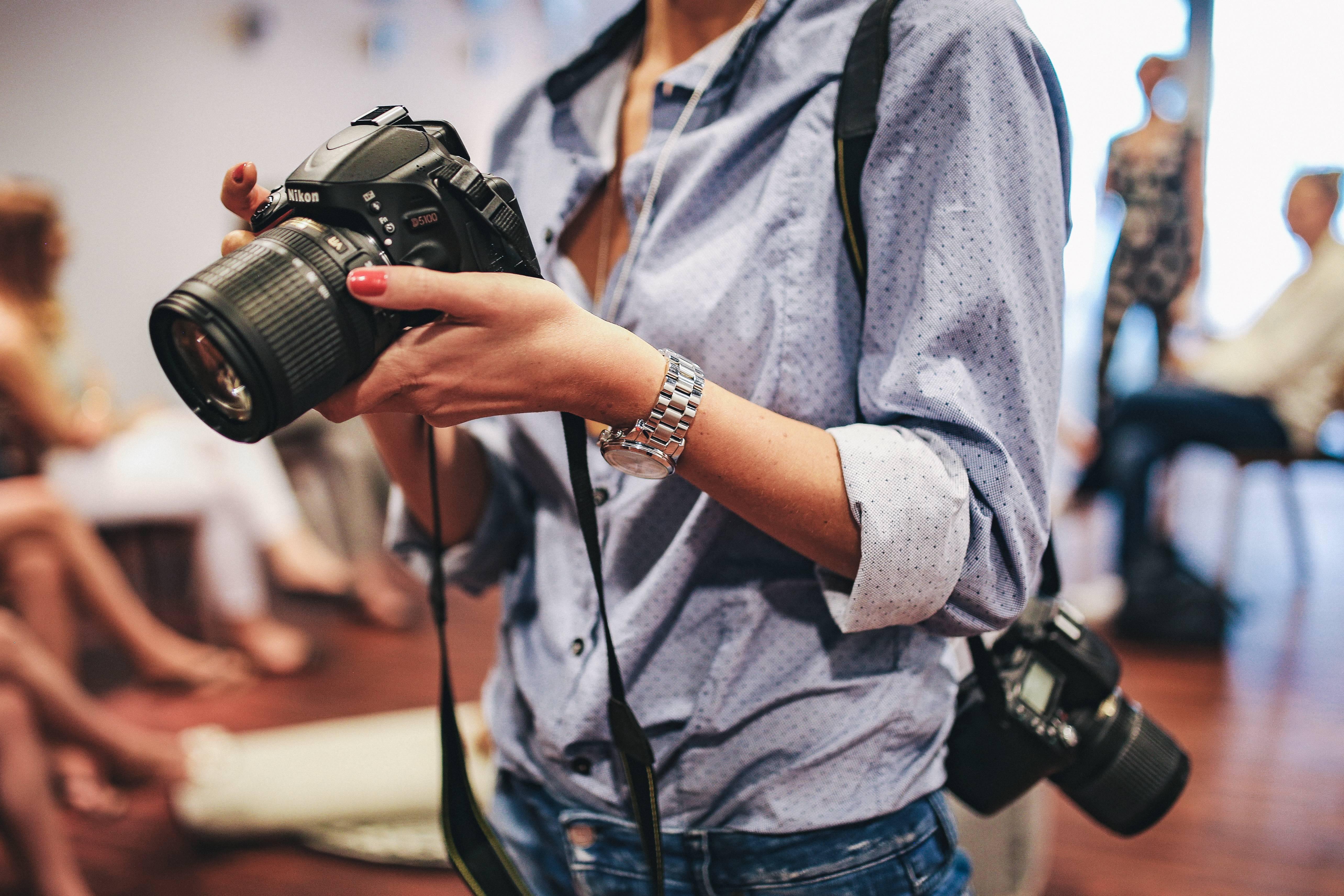 organizzare le foto digitali