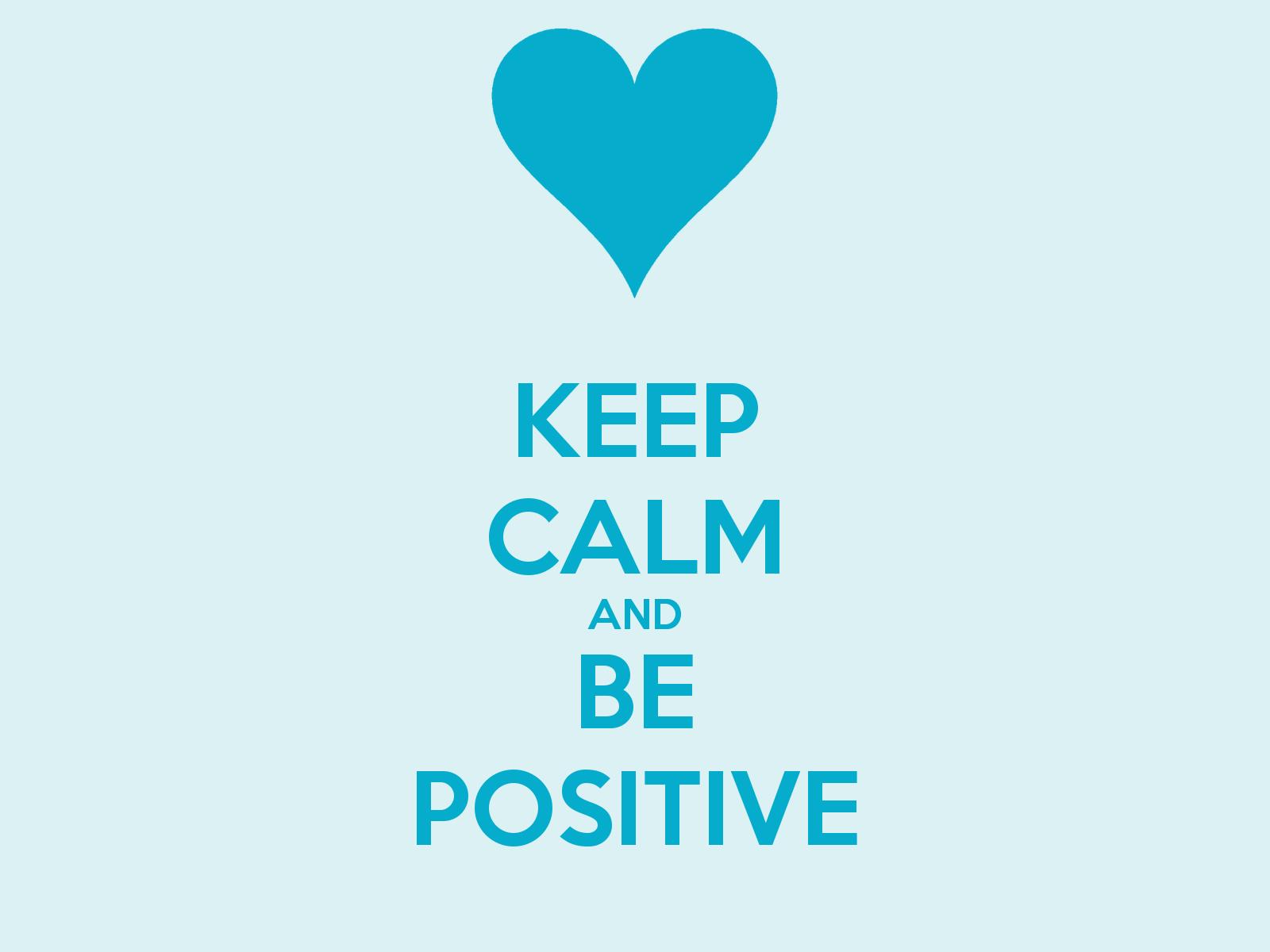 positivity plan