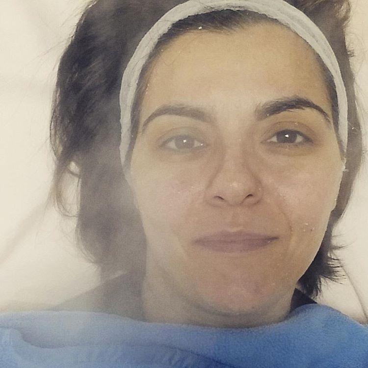Relax e lunghissimo massaggio viso Tra i buoni propositi dihellip