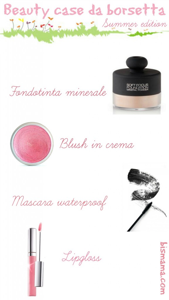 beauty case da borsetta