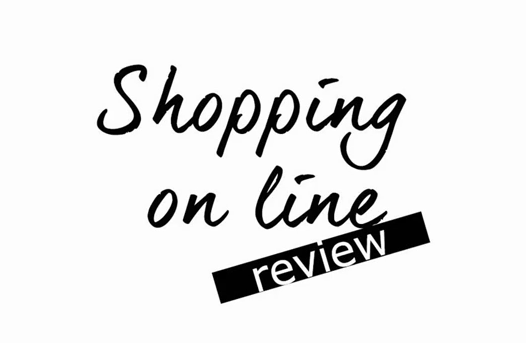 shopping on line review