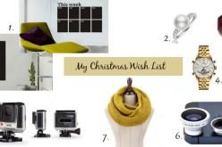 Regali di Natale: la mia Wish List [ormai una tradizione]