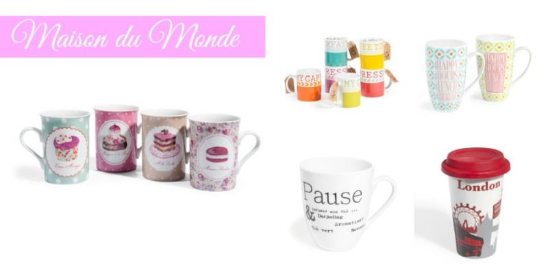mugs maison du monde