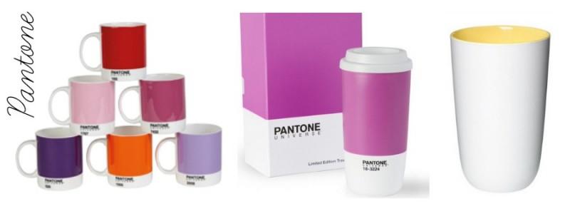 mugs pantone