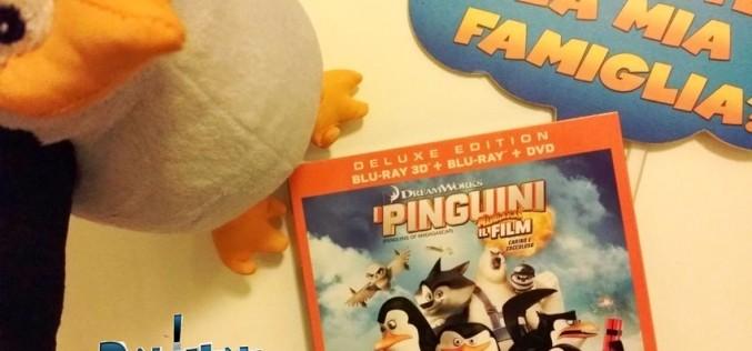 I pinguini di Madagascar: il film