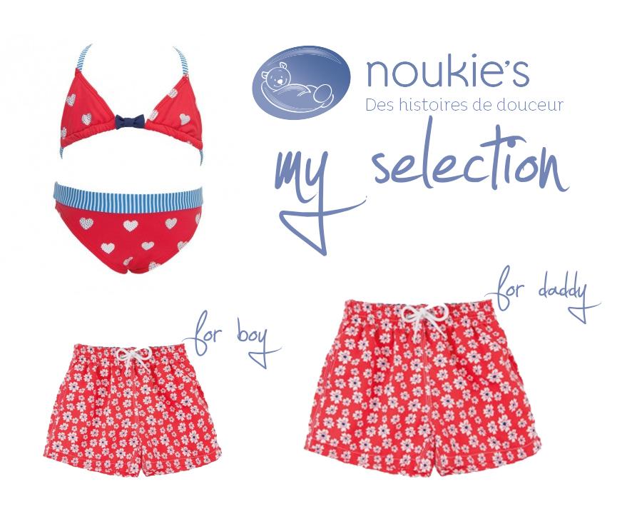 Noukie's la mia selezione