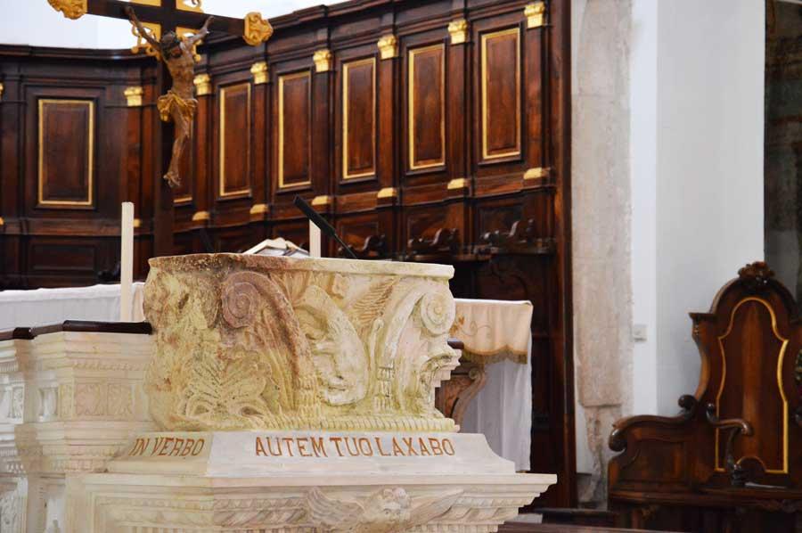 vacanze-a-vieste-cattedrale e castello
