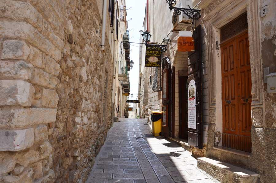 vacanze-a-vieste-centro storico