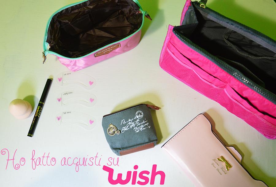 Acquistare su wish1