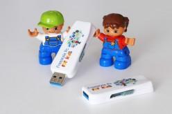 Un computer per bambini con Freestyle Pc for Kids