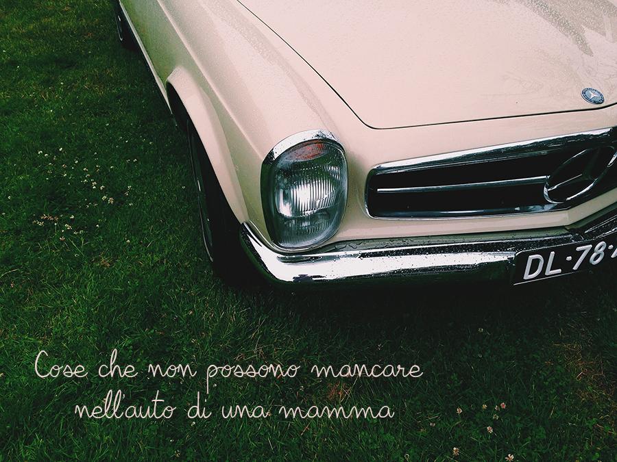 auto di una mamma