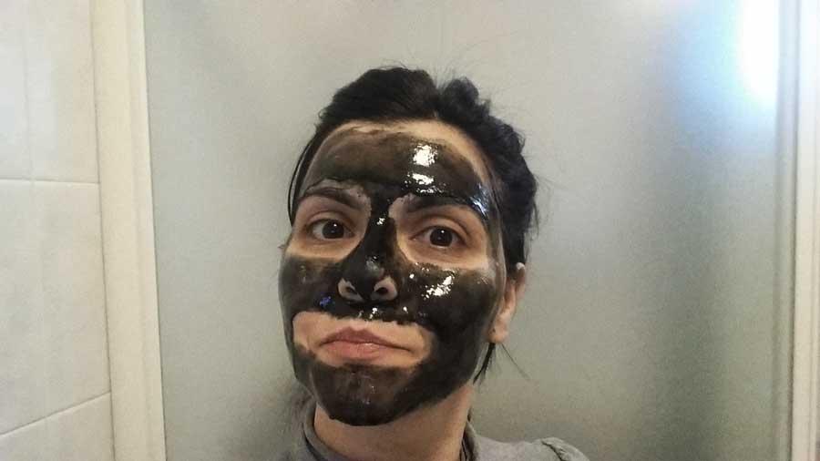 Black Mask per eliminare i punti neri