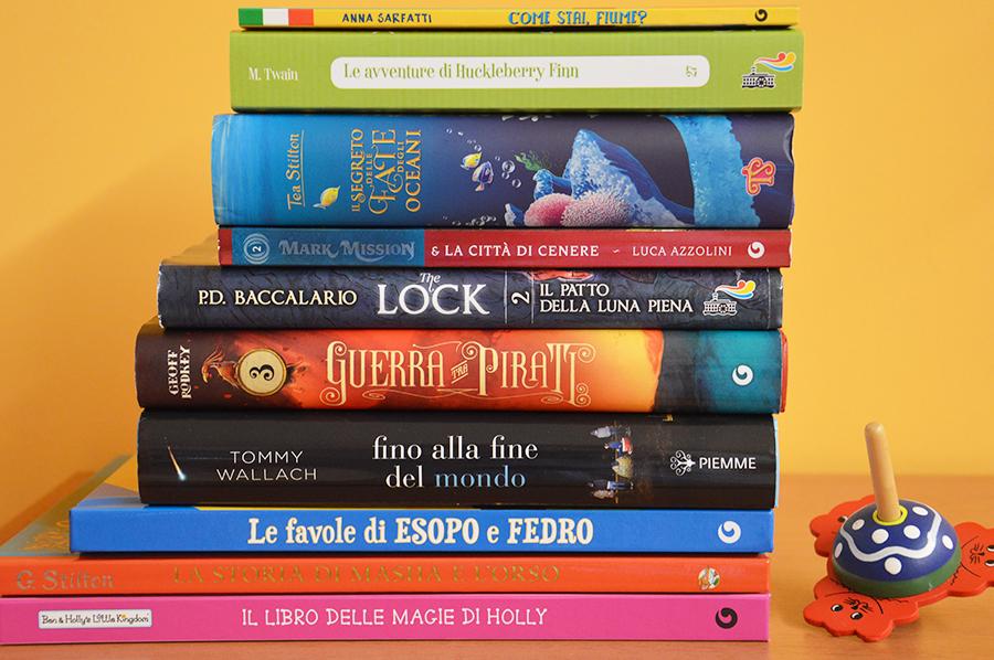 Libri per bambini dieci uno da regalare a natale bismama for Libri consigliati per ragazzi di 16 anni