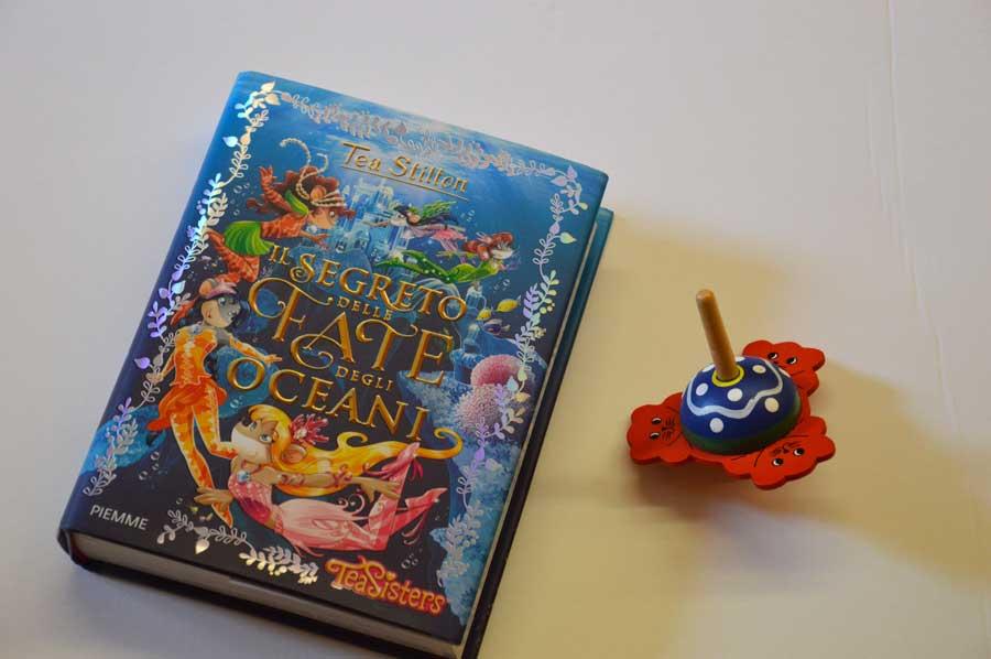 Libri per bambini dieci uno da regalare a natale bismama for Regali bambino 8 anni