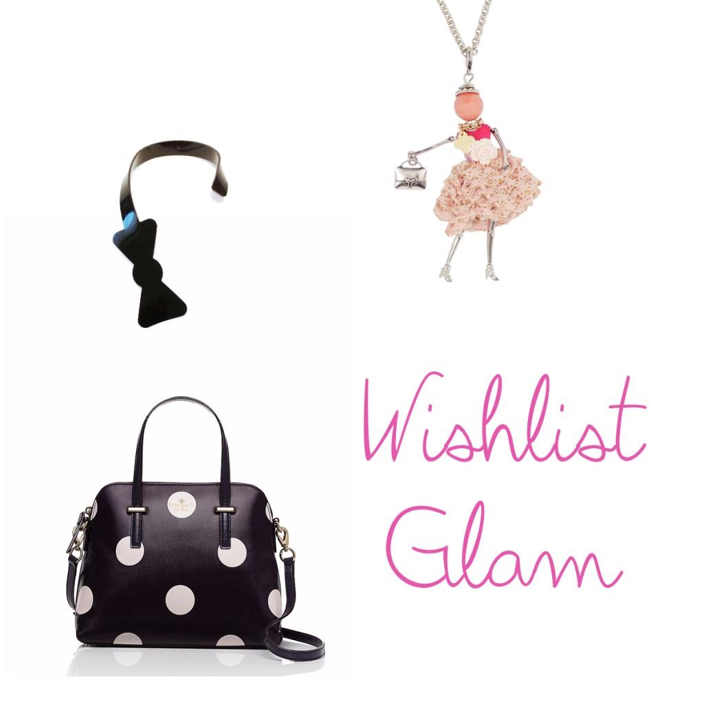 wishlist glam