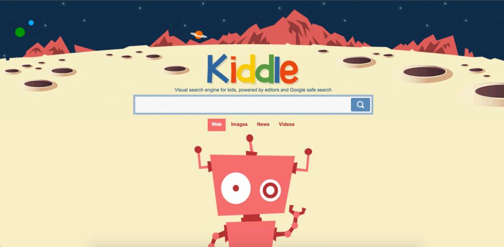 Motore di ricerca per bambini