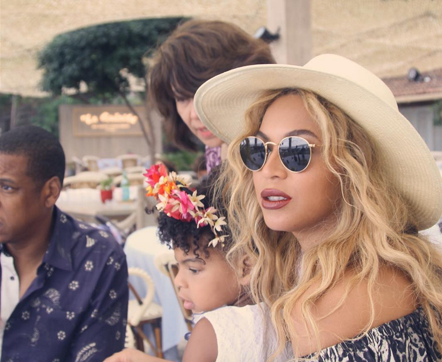 Mamme e leader: Beyoncé