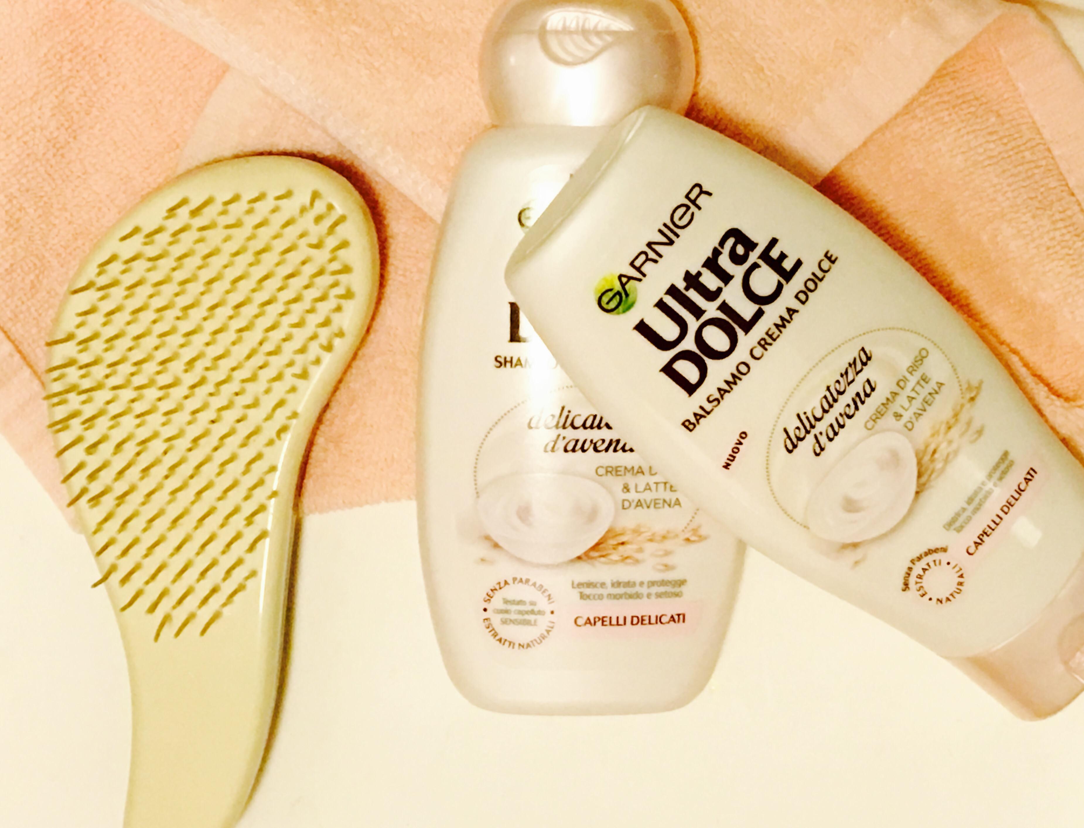 Trattamento per capelli Garnier Ultra Dolce Delicatezza d'Avena