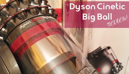 Dyson Cinetic Big Ball Animal Pro: la mia recensione