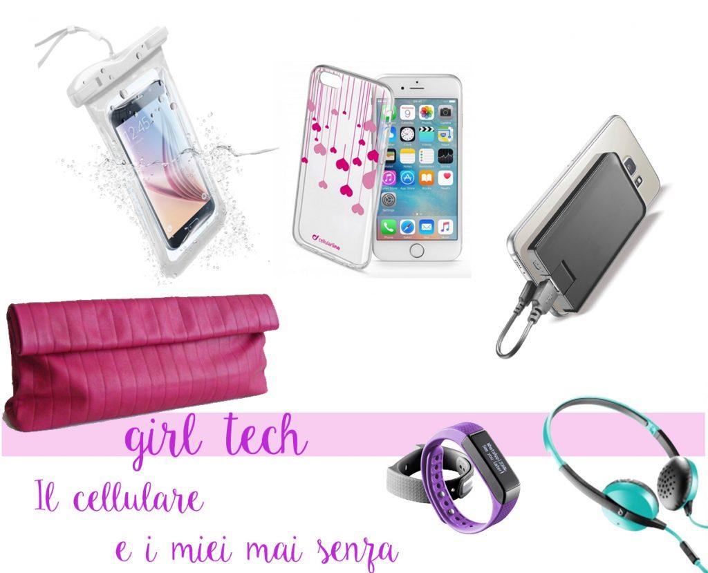Accessori per cellulare: i miei mai senza!