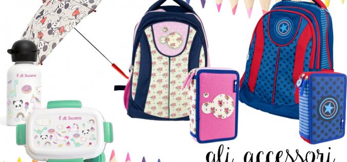 Back to school: si torna a scuola con stile
