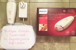 Philips Lumea Essential per la depilazione definitiva