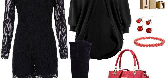 Come mi vesto a Natale? Tre outfit e la mia wishlist su Newchic.com