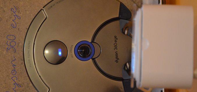 Dyson 360eye: donne è arrivato… il robottino!