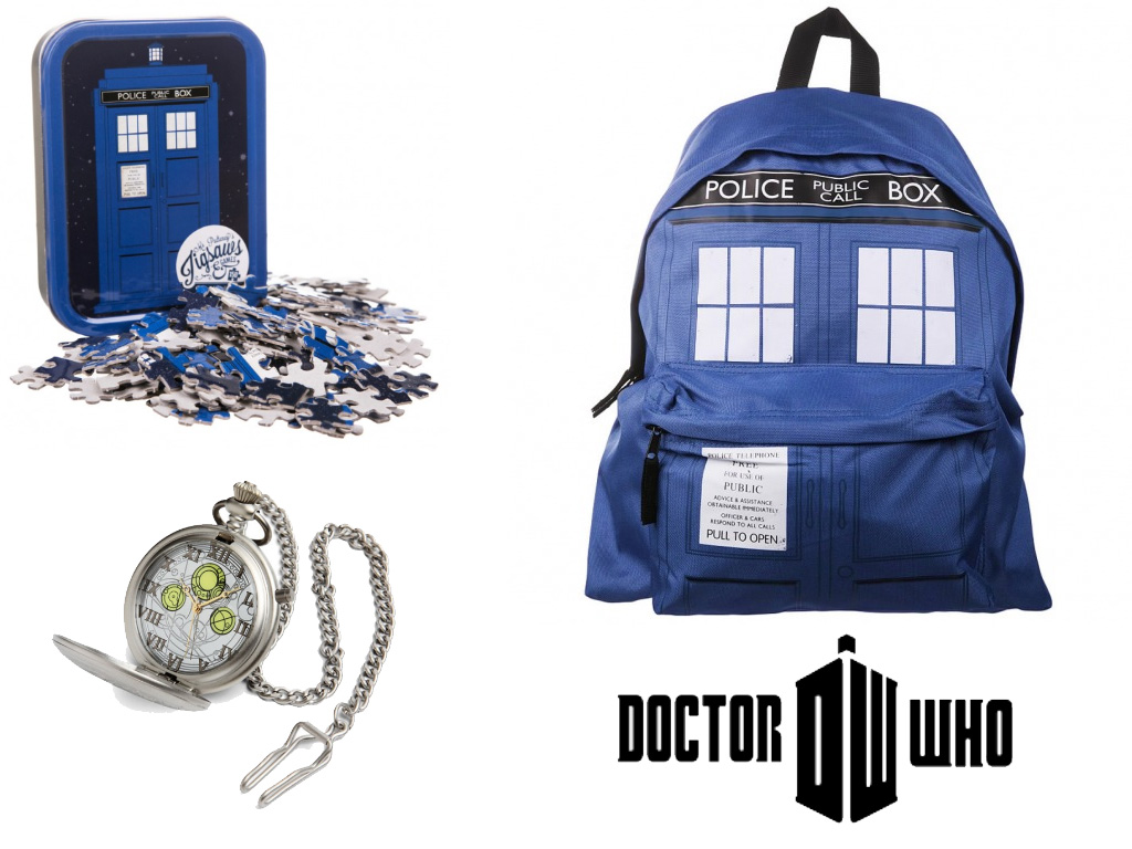 Idee regalo San Valentino doctor who