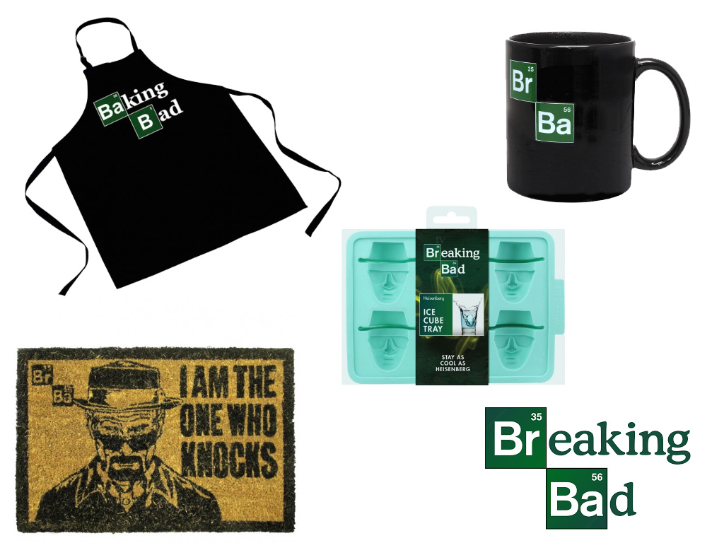 dee regalo per san Valentino Breaking Bad