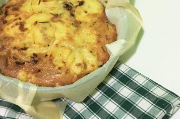 Frittata di patate al forno: i bambini la adoreranno
