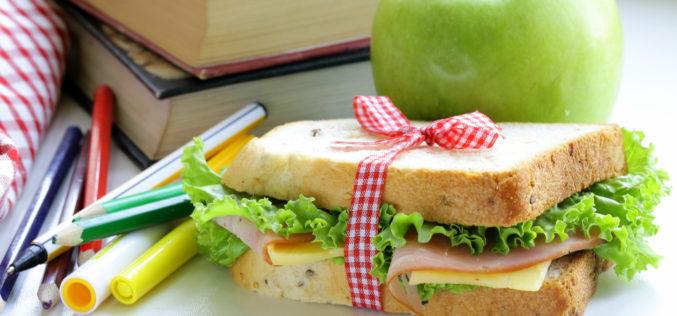Merenda per la scuola: 5 idee per un'alimentazione sana