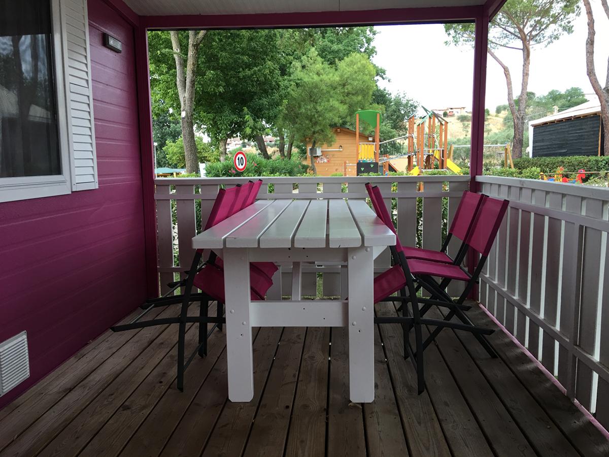 I Pini Family Park vacanza in famiglia la casa di Hello Kitty
