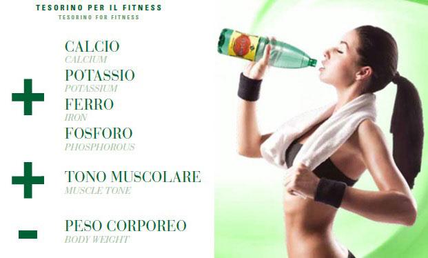 Bere 2 litri d'acqua al giorno